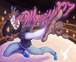 DMoney107 Commission
