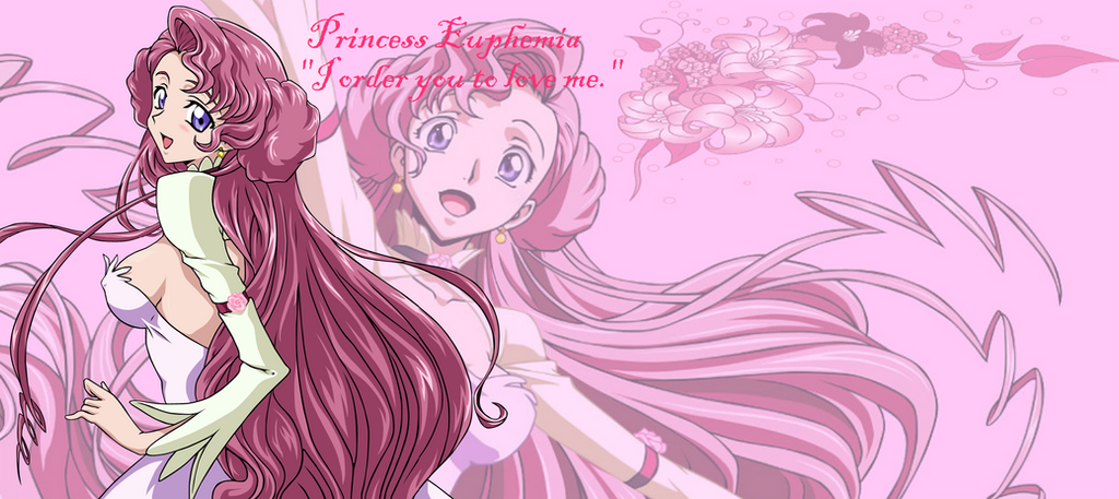 Code Geass Euphemia wallpaper by sanlobo