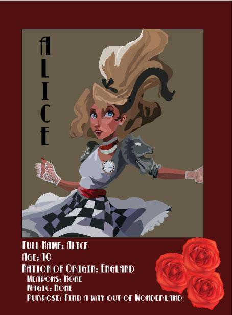 Alice by silverfoxselina