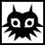 Deviant Icon Majoras Mask by retro-spect