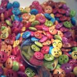 Rainbow Smarties