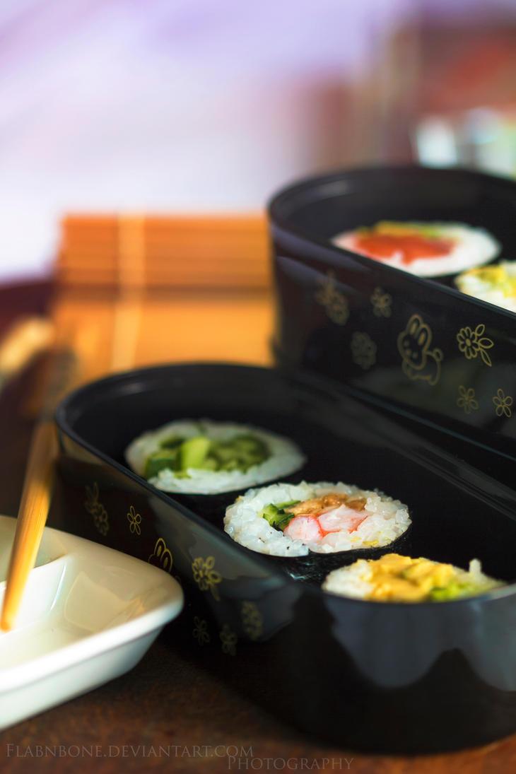 Sushi Sushi by FlabnBone