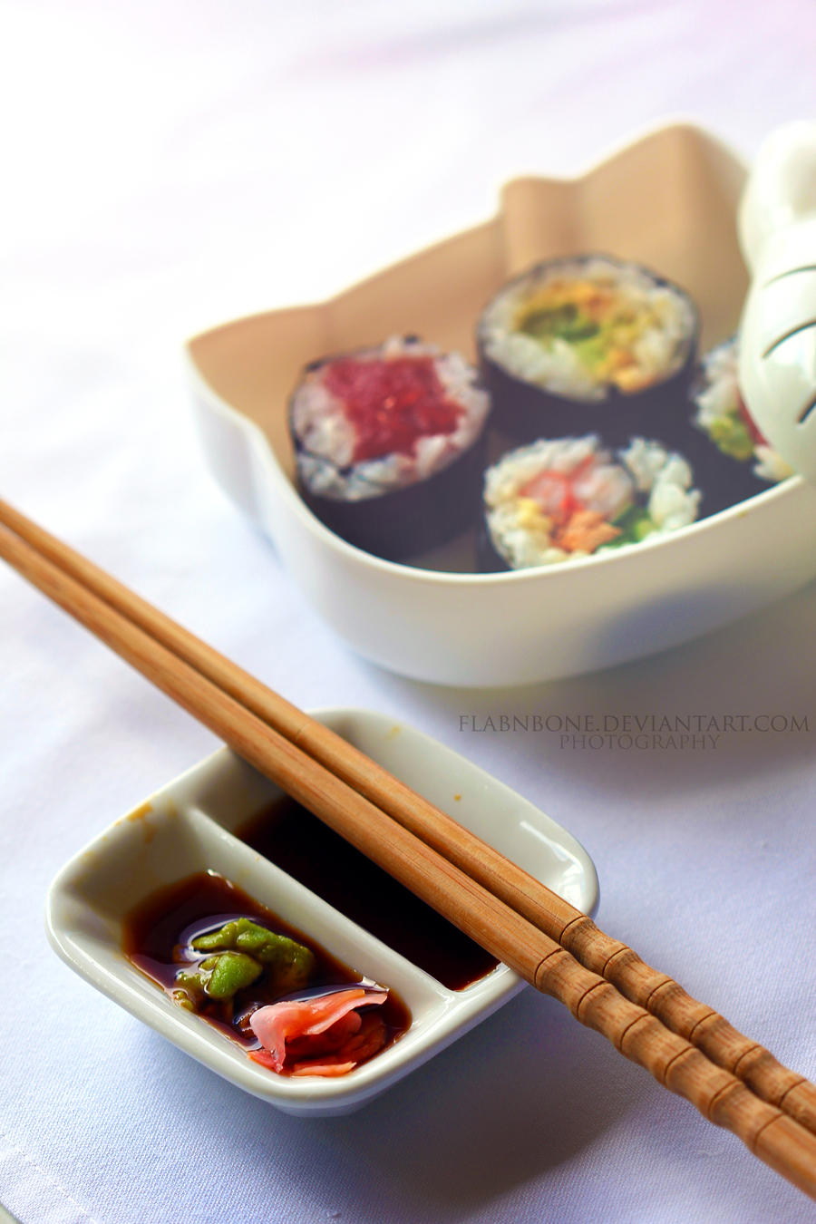 Oriental by FlabnBone