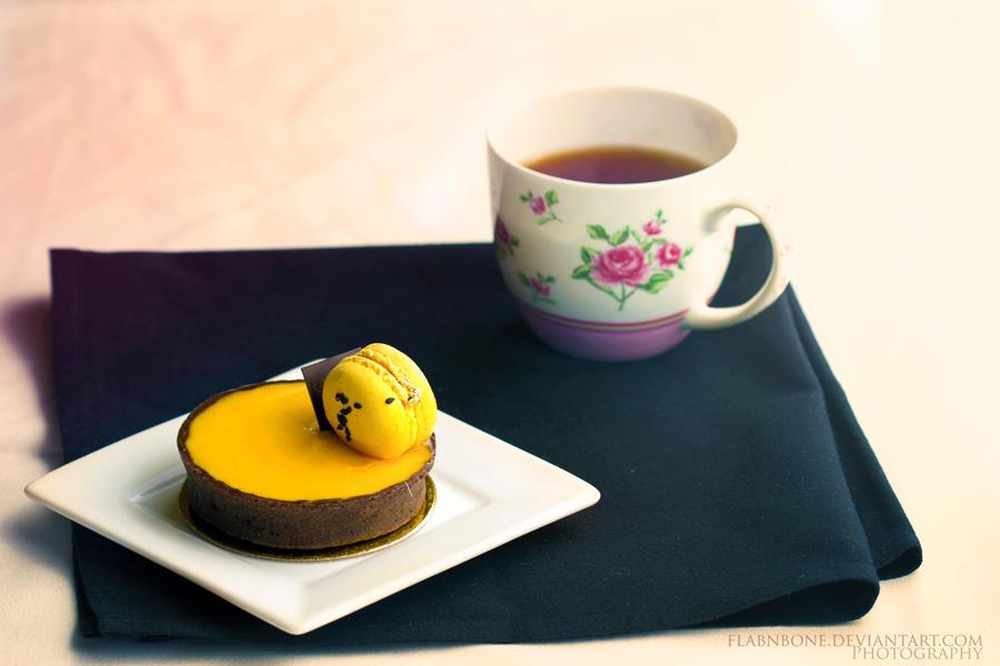 High Tea II by FlabnBone