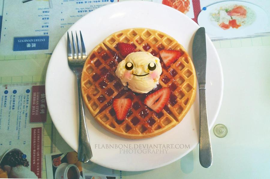Waffle by FlabnBone