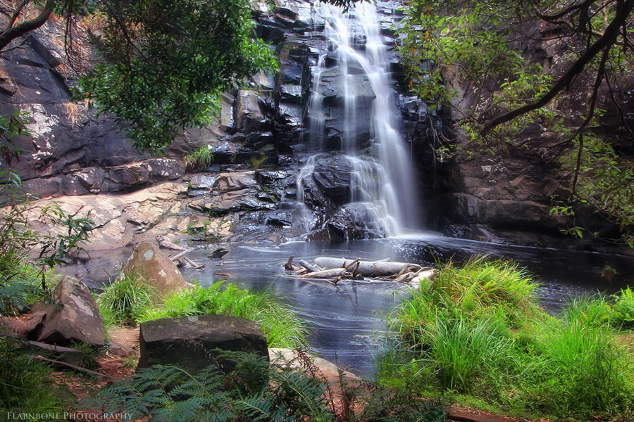 Sheoak Falls by FlabnBone