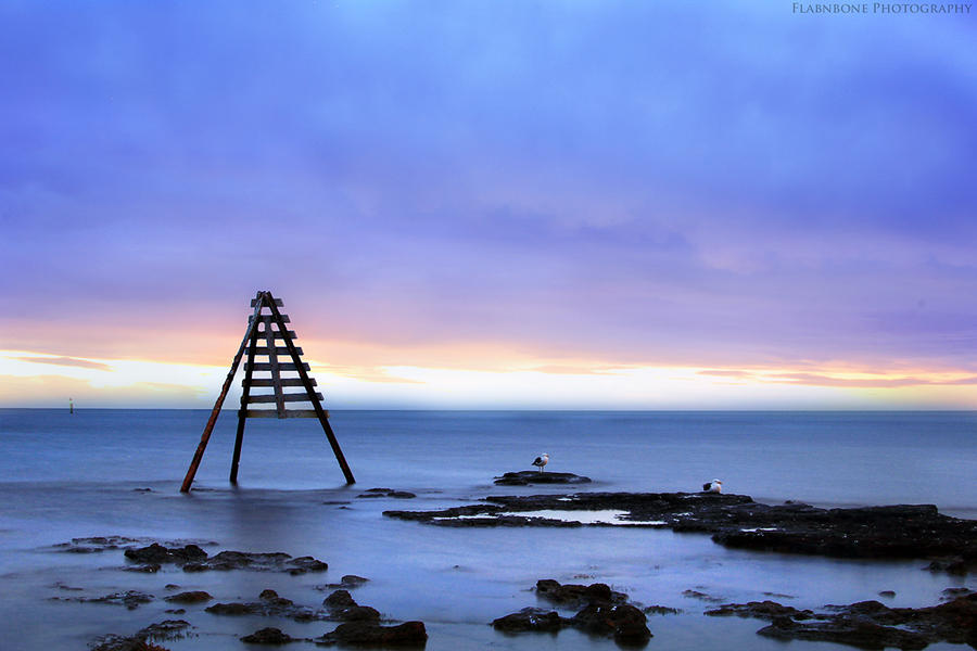 Ricketts Point by FlabnBone