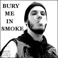 Bury Me In Smoke : Avatar by PaStY911