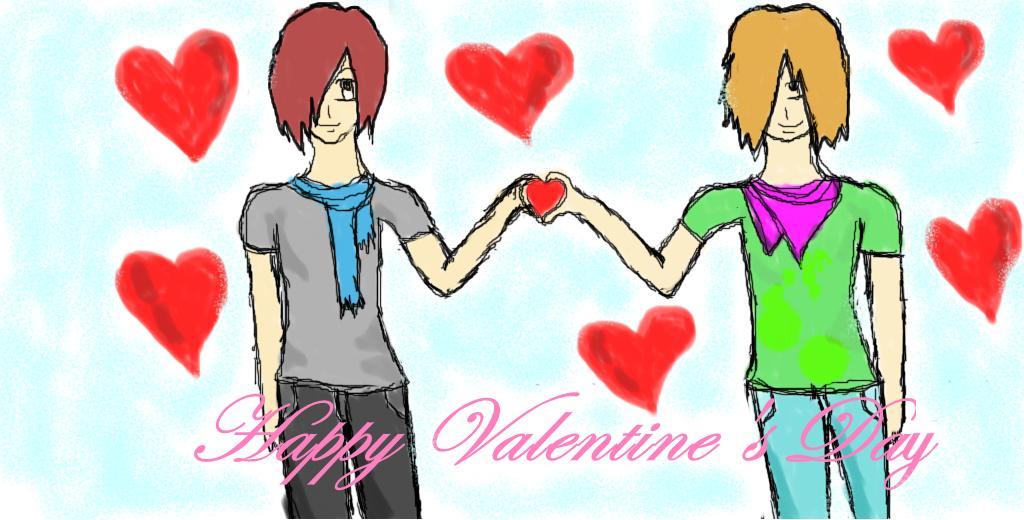 Valentines Day by IAmOneHellOfAButler