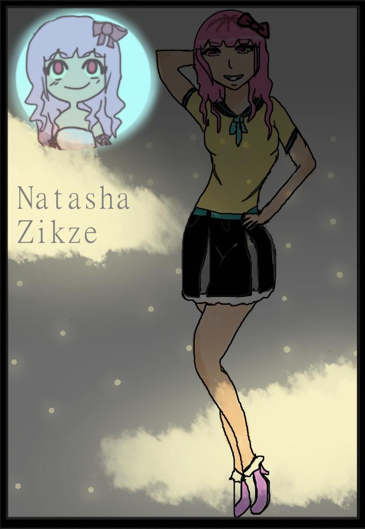 Natasha Zikze by IAmOneHellOfAButler