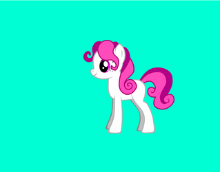 Pink Cherry -Pony creator- by Rockinfun