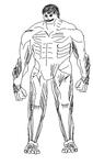 Commission:Titan by ranuncudahlia