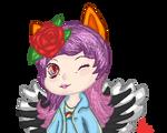Commission:Twilightfox by ranuncudahlia