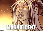 Magnificent Naaura meme by Naaura
