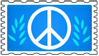 Peace Stamp by SaintIscariot