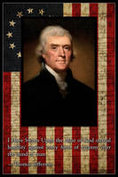 Amerikan Hero Thomas Jefferson by SaintIscariot