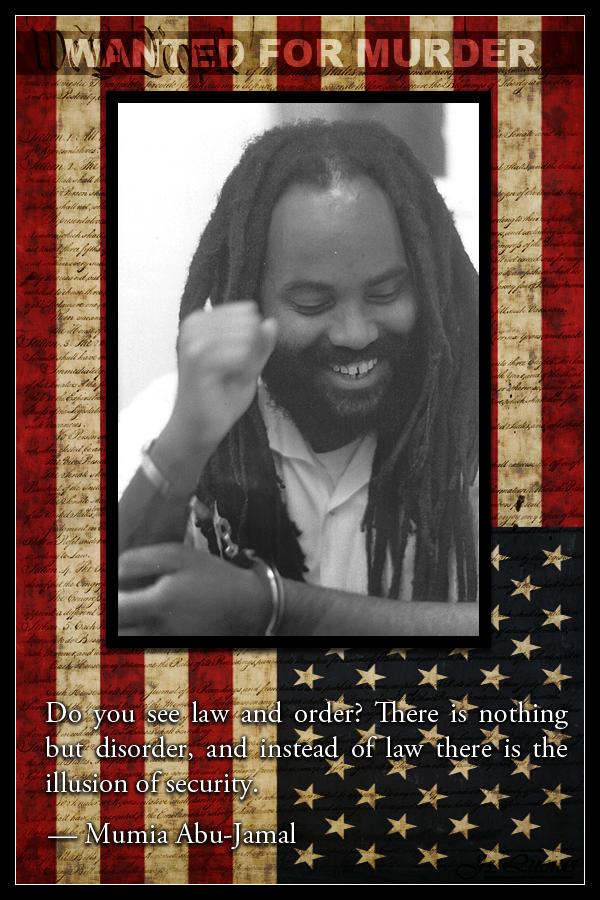 Mumia Guan Be Free by SaintIscariot