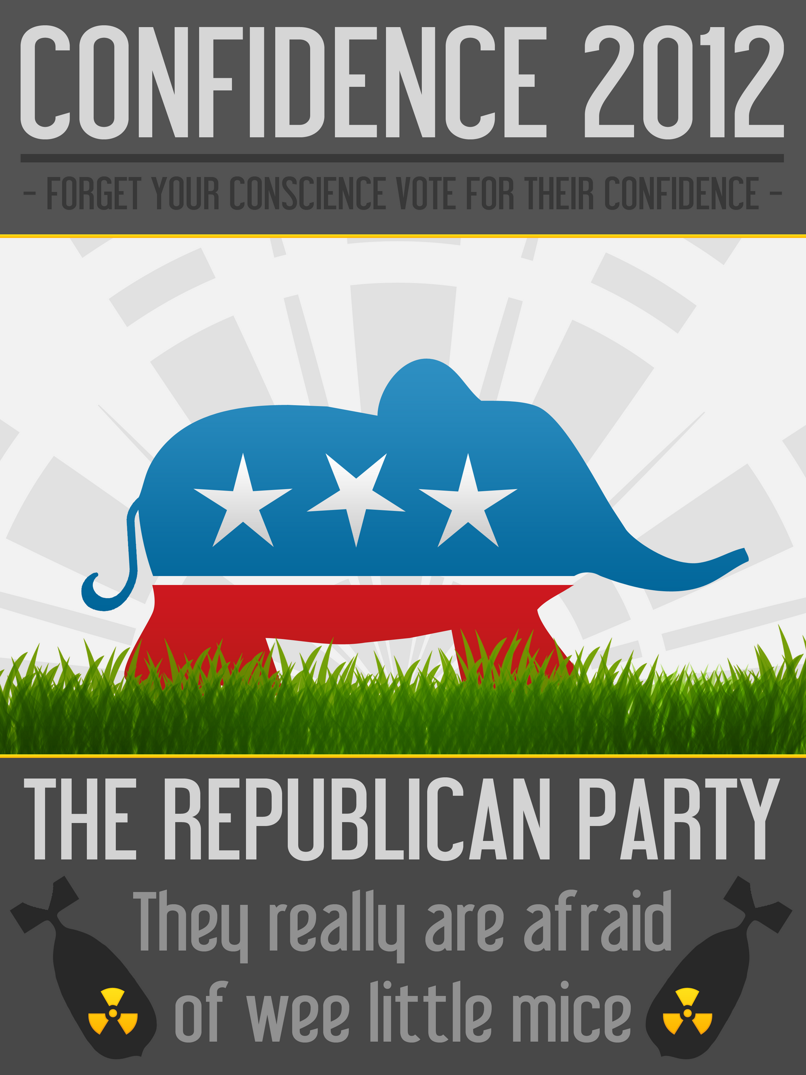 Vote Republican by SaintIscariot