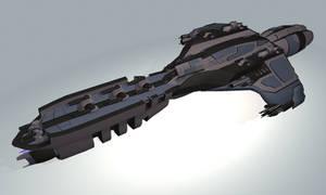 updated Assault Destroyer by failurecrusade