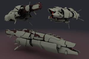 AFF- RE Super Dreadnought by failurecrusade