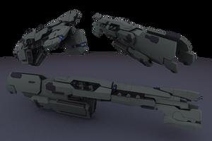 AFF- Ragnarok Superdreadnought by failurecrusade