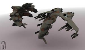 AFF - AIA Gunship Proposal
