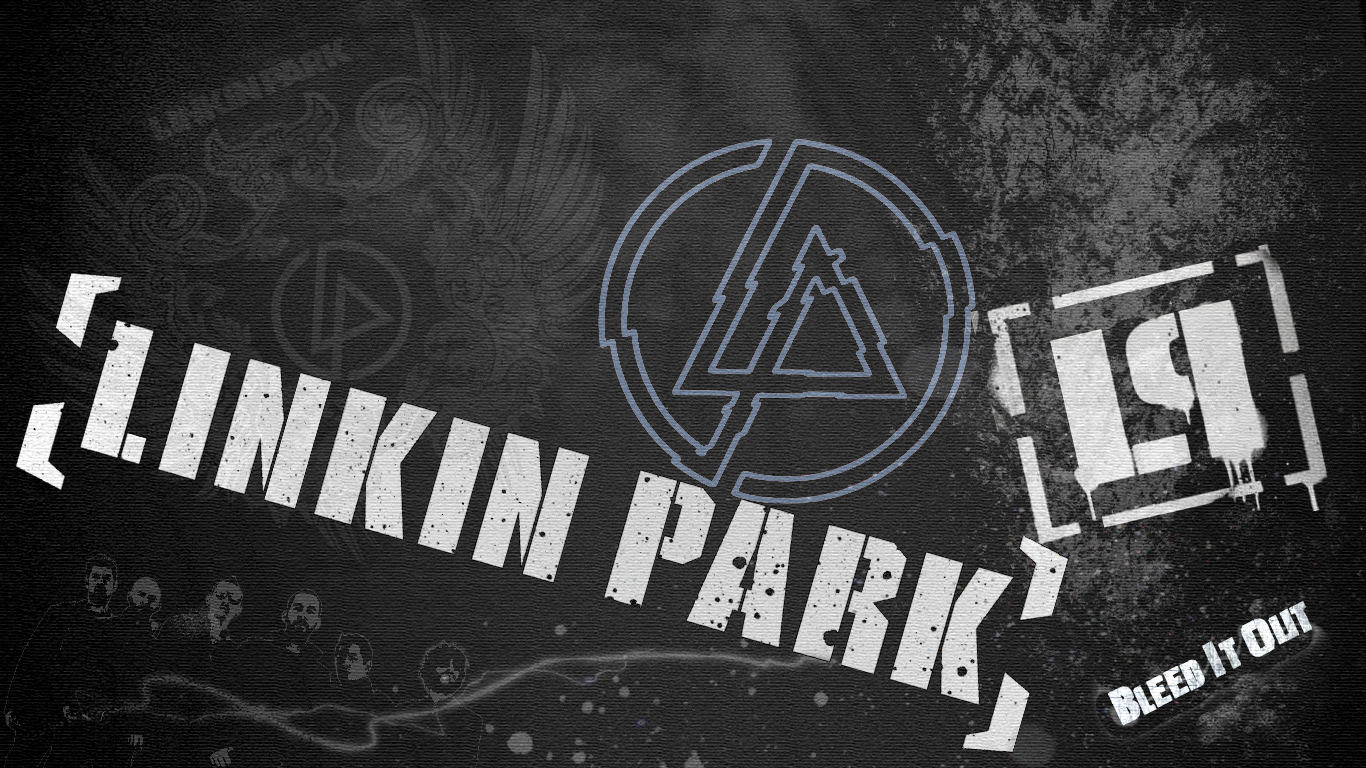 Linkin Park Wallpaper_:by NoNaFPS (1366x768) By NoNaFPS On