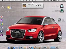 Audi. VS by wendellbarroso