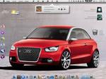 Audi. VS