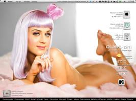 Katy Perry - Desk Art by wendellbarroso