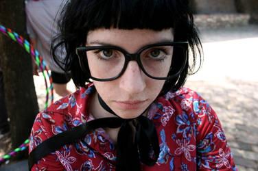 nerdgirls of the world unite 2 by selfhaircuts