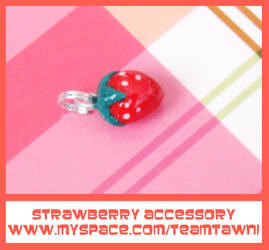 Gnome's Tiny Strawberry