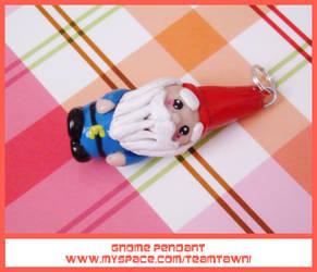 Gnome Pendant