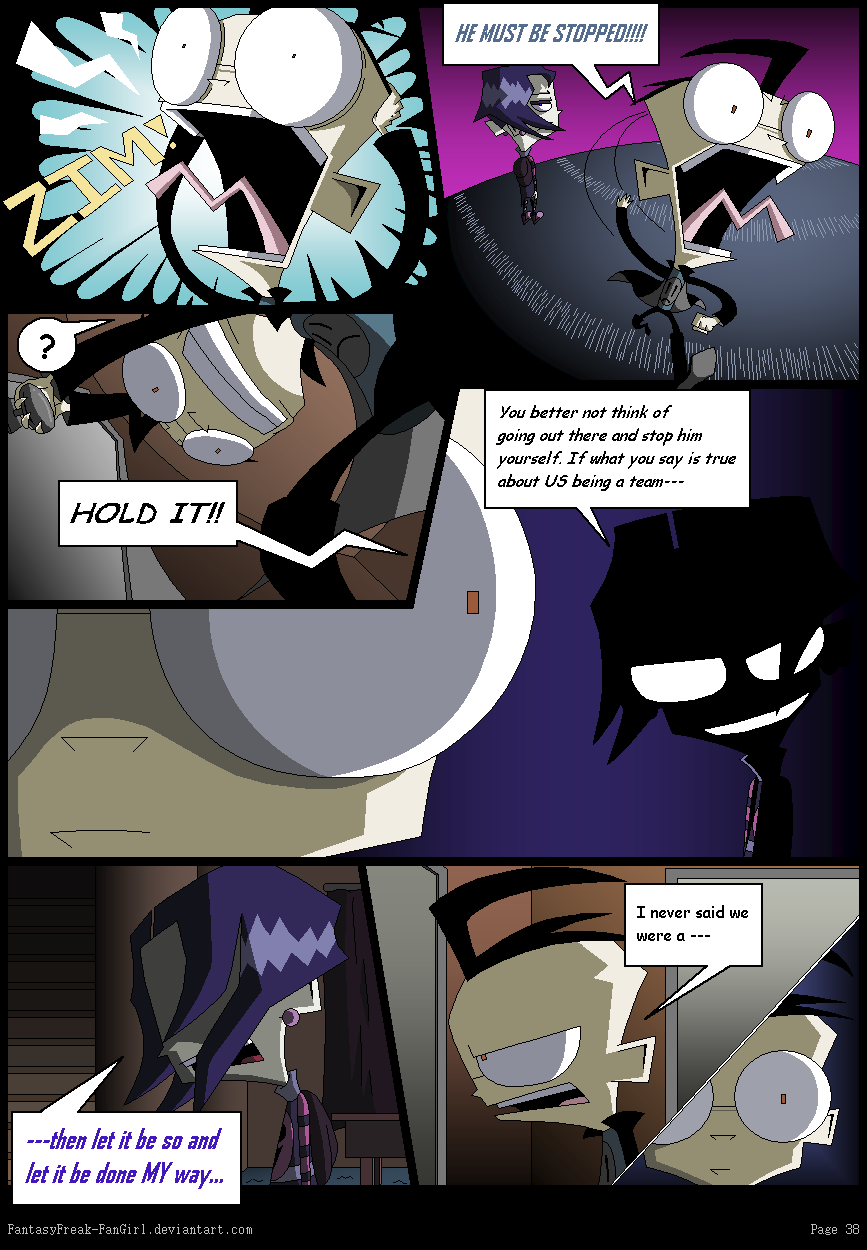 Birth of a New Invader - Pg 38 by FantasyFreak-FanGirl