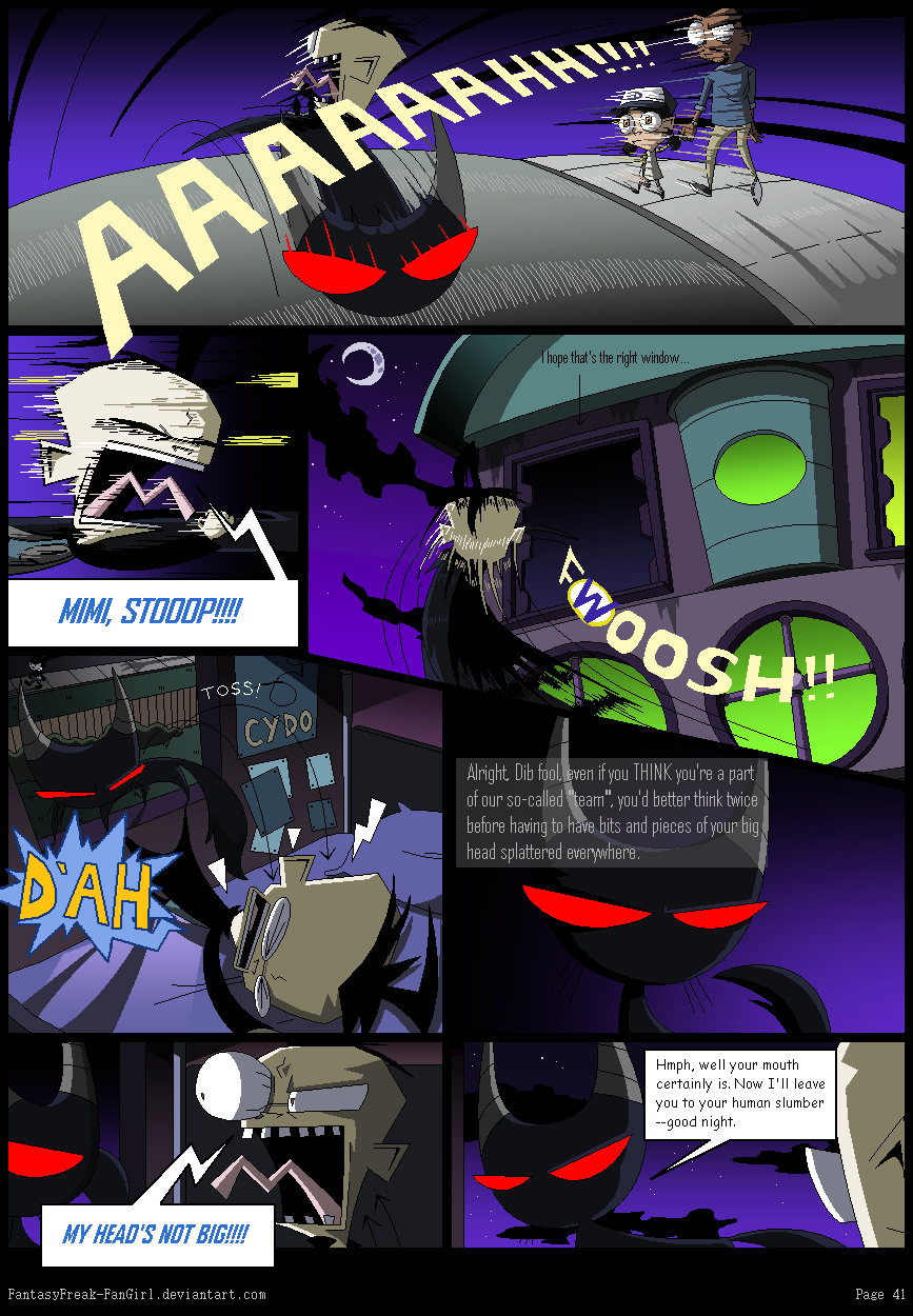 Birth of a New Invader - Pg 41 by FantasyFreak-FanGirl