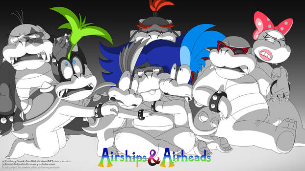 Airships and Airheads