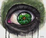 The Biohazard by CourtneyElizaDiena