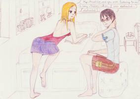 Midori and Mashiro