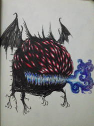 Maybe Dragon by Merajay