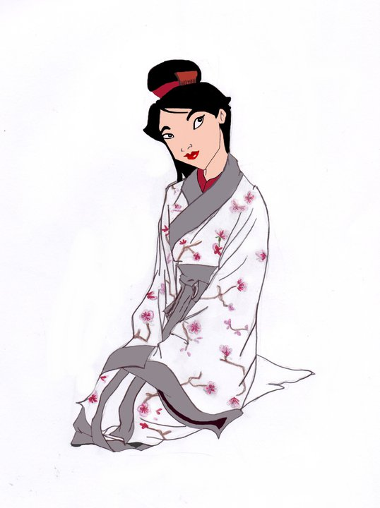 fcb04eddd Mulan: Han Dynasty 2 by Panda-Hat-Girl on DeviantArt