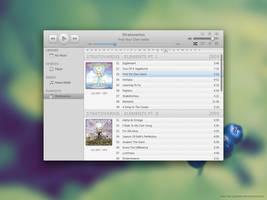 Music Player Mockup 2