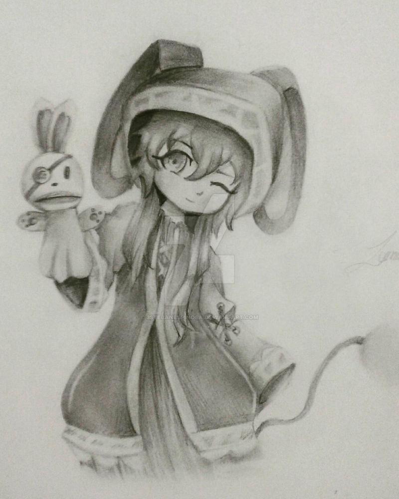 Yoshino  by 3stebanEspinosa