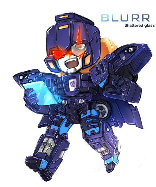 RQTF :  SG Blurr by RadeRizo