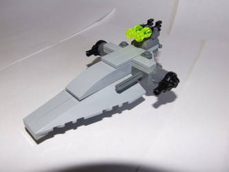 Invictus Hover Tank by RestonWeilde