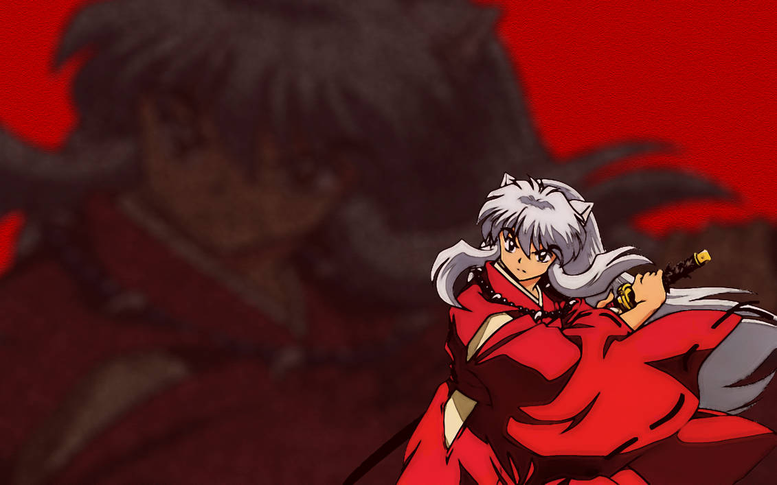 Inuyasha Wallpaper By Superzproductions On Deviantart