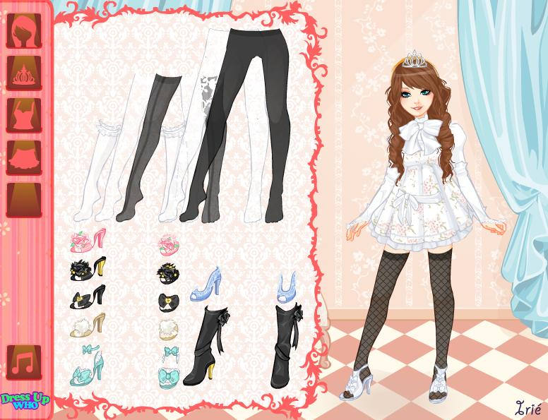 Dress Up Game Woot By Magneticrain On DeviantArt