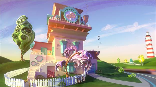 Hexagon - House / Maison