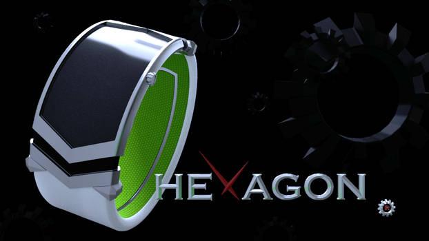 HEXAGON - Watch / Montre