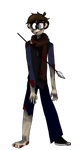 Zombie by JayDrawsOrSomething