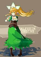 ALO - Lyfa by chobble